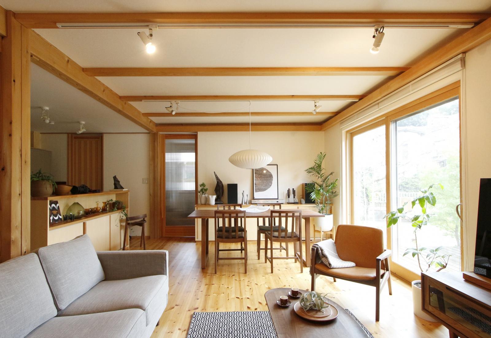 家の表情を豊かにしてくれる、家具の持つちから