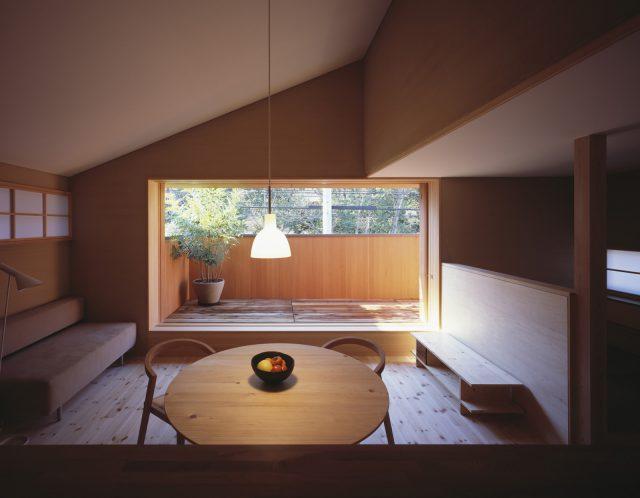 i-works2008|延べ床25.5坪、4人家族が十分住める「小さな家」