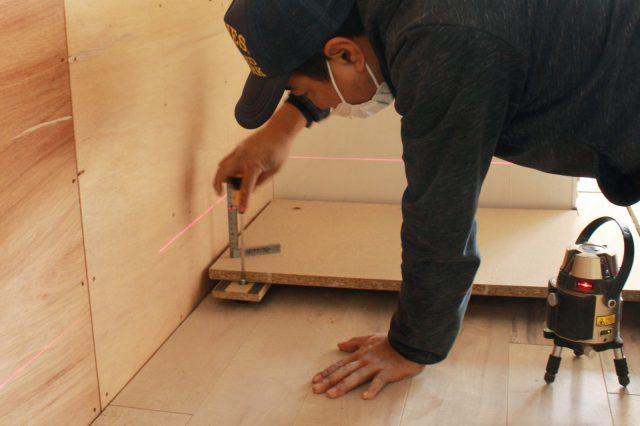 二重床(置床):集合住宅では管理規約で防音に関する規定が設けられていることが多く、なんでもいいというわけにはいきません。特に無垢材を張る場合には注意が必要です。