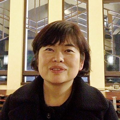 椿千賀子さん