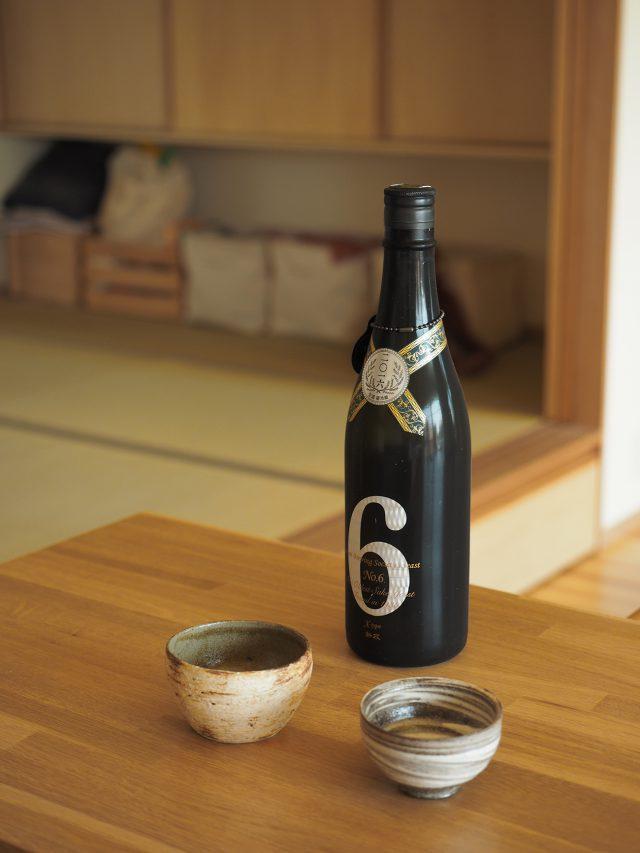 日本酒好きのご夫妻愛用のぐい呑み