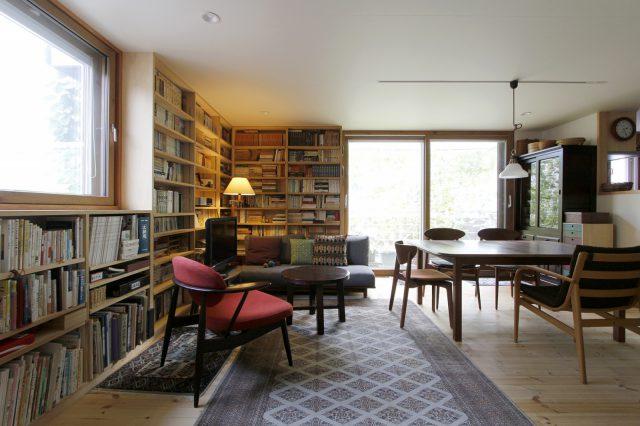 心地良い距離感の二世帯住宅
