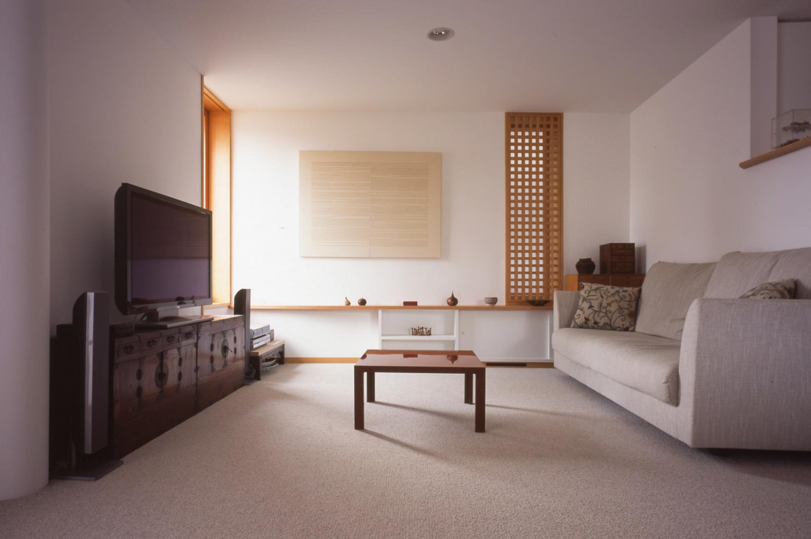 建築家 永田昌民さんの自邸