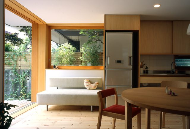 建築家の伊礼智さん設計の「9坪の家」
