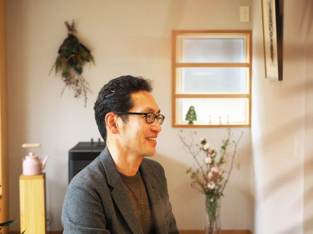「しまだ設計室」の島田貴史さん