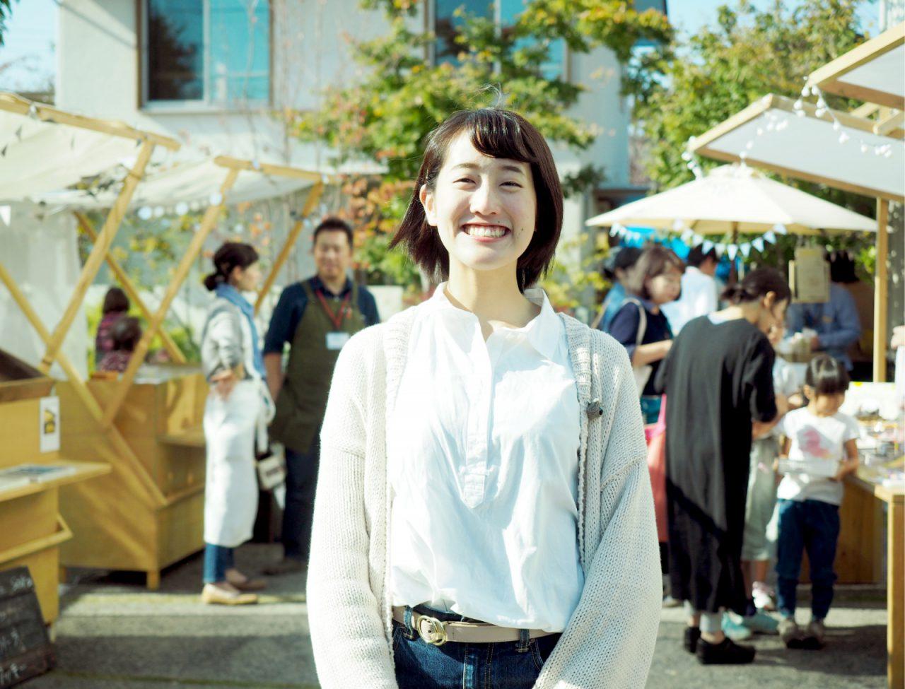 相羽建設の地域交流イベント「つむじ、暮らしの文化祭」にて