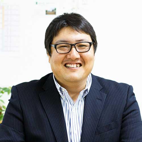 代表取締役 相羽健太郎