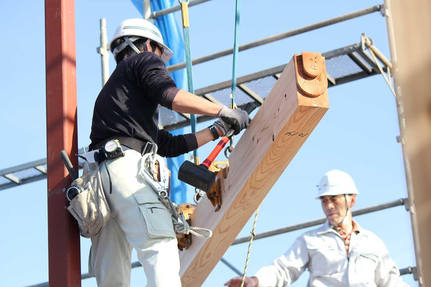 家づくりを支える相羽建設のメンバー紹介