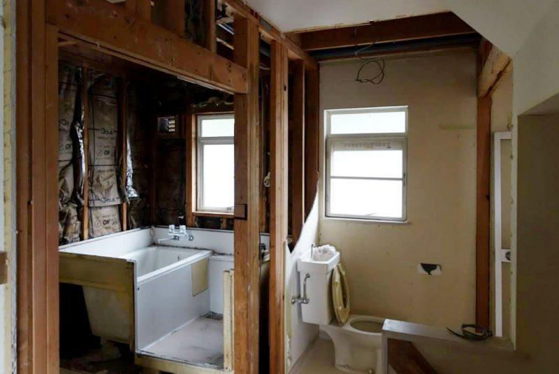 暮らしづくり事例2:中古戸建物件を購入し、必要な部分だけリフォーム工事を実施