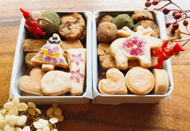 クリスマス「米粉で作るクッキー缶ワークショップ」(終了)