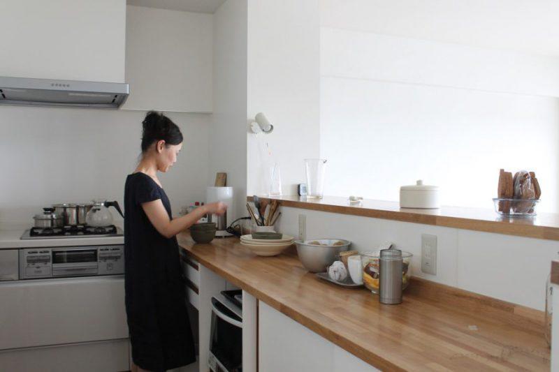 リノベーションしたマンションの室内イメージ(弊社施工事例)