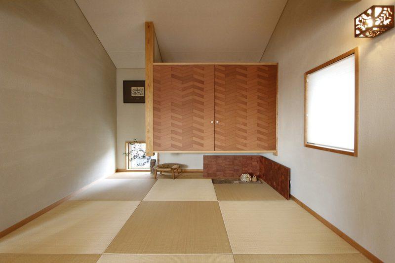 まちに開く豊かな居場所 :小上がり和室
