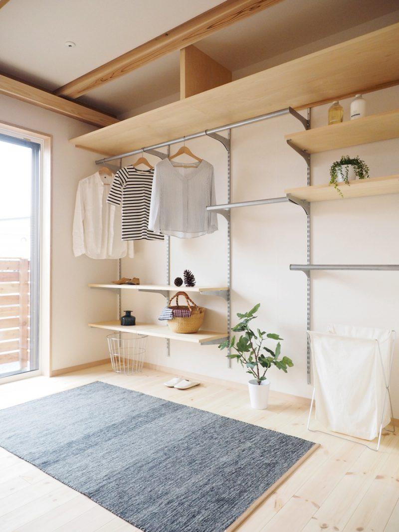秋津町の家:居室