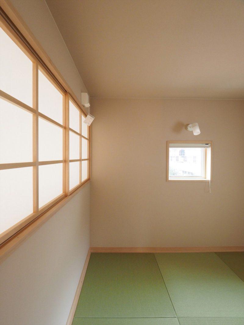 3帖の和室