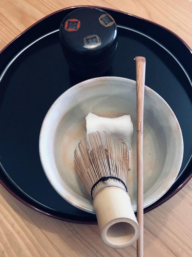 茶道体験教室(終了)
