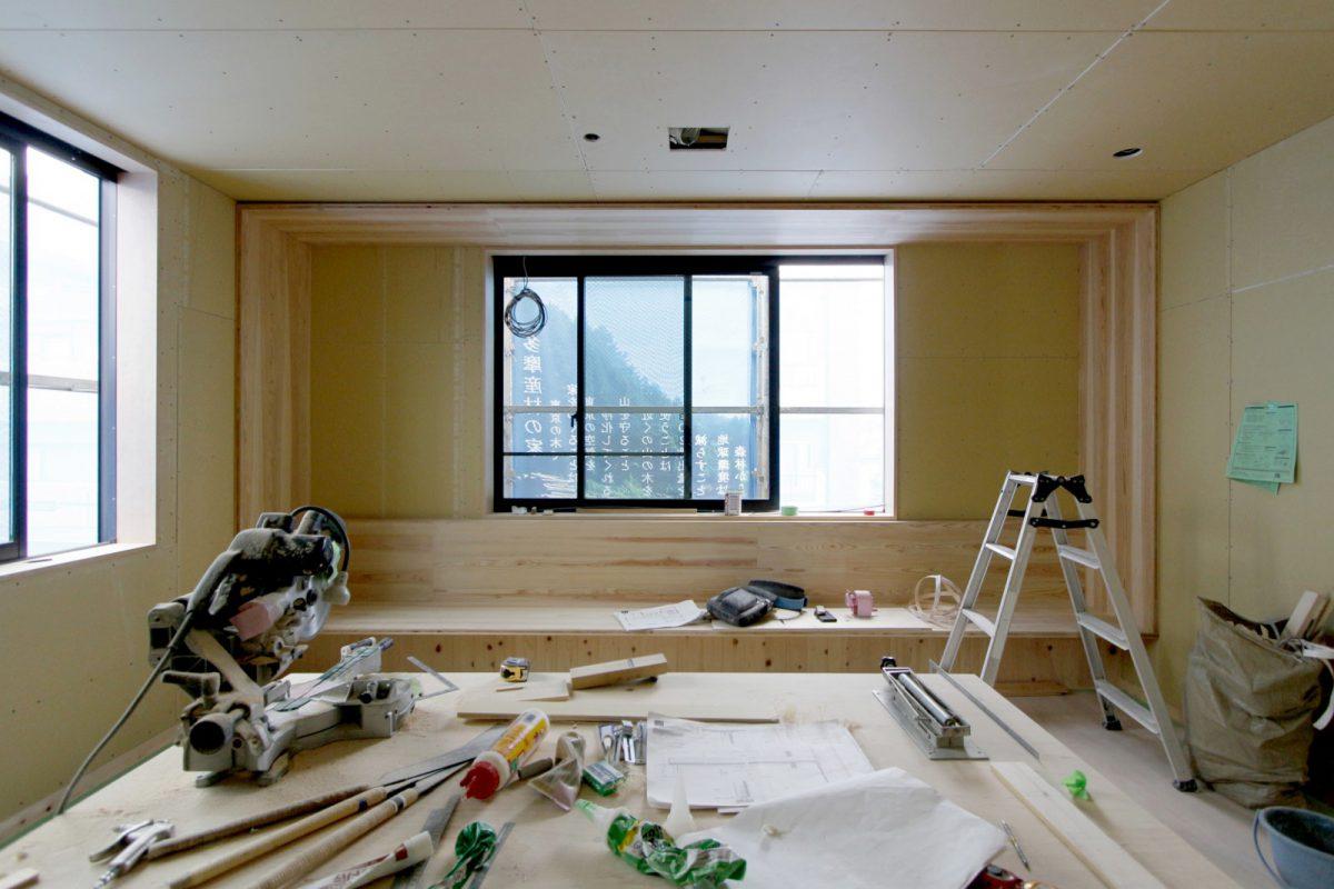 【途中経過】相羽建設の本社事務所リノベーション